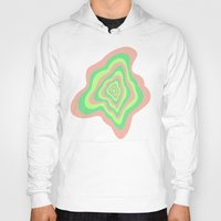 watermelon Hoodies featuring Watermelon by Popsicle Illusion