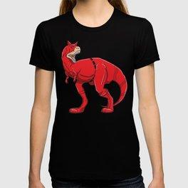 Daredevilnotauros - Superhero Dinosaurs Series T-shirt