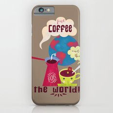First Coffee iPhone 6s Slim Case