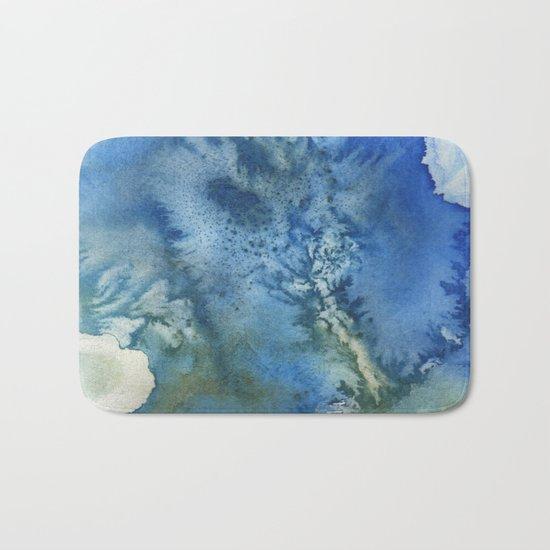Blue Watercolor by cassandracappello
