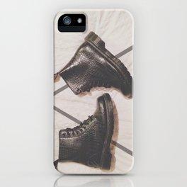 Croc Docs iPhone Case