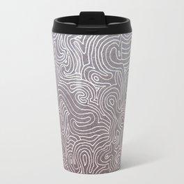 Melting eye Travel Mug