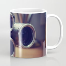 Vintage movie camera Coffee Mug