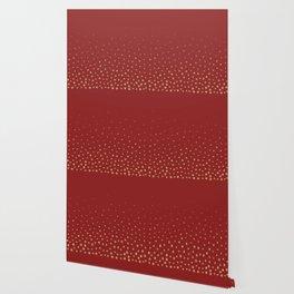 Starry Pattern - Festive Atmosphere Wallpaper