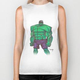 Hulk Biker Tank