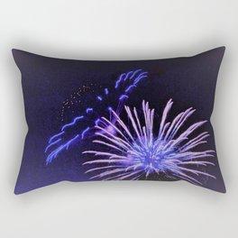 A Flor Electrizante Rectangular Pillow