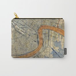 06-New Orleans Louisiana 1932 Carry-All Pouch