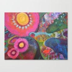 Colorful Dreams Canvas Print