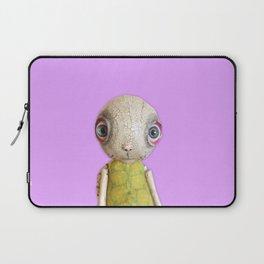 Sheldon The Turtle - Purple Laptop Sleeve