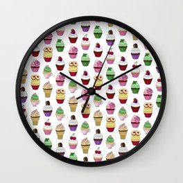 Cakespeare's Globe Wall Clock