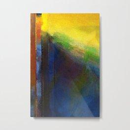 The Calling Digital Painting Metal Print