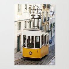 Lisbon | Elevador da Bica Canvas Print