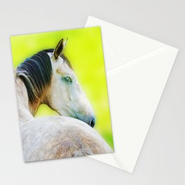Horse with no name Stationery Cards