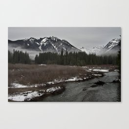 Gold Creek Canvas Print