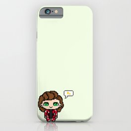 Pixel Harry Styles (One Direction) iPhone Case