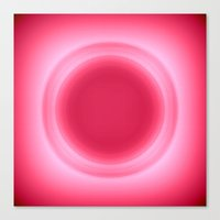 bubblegum Canvas Prints featuring Bubblegum by Simply Chic