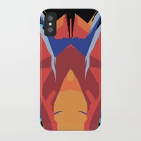 insect iPhone & iPod Cases featuring Insect by gdChiarts