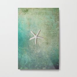 single starfish Metal Print