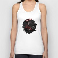 sith Tank Tops featuring Sith Lord by Hunor L. Kovacs