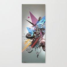 1-2-4 Canvas Print