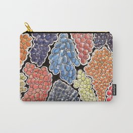 Grapes for wine lovers! Carry-All Pouch