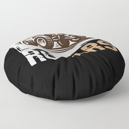 RC Cars RC Remote Model Floor Pillow