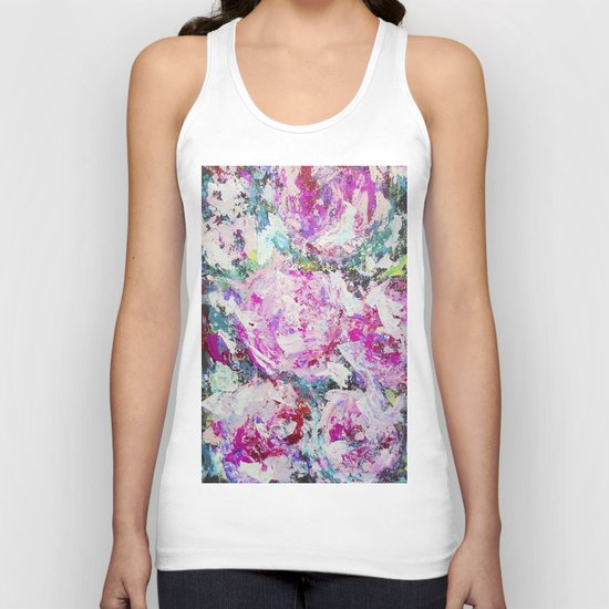 Abstract painting 2 Unisex Tank Top