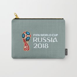 Fifa World Cup Russia 2018 Carry-All Pouch