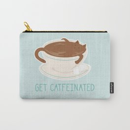 Catfeine Carry-All Pouch