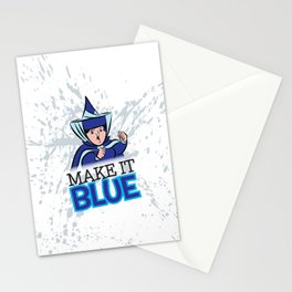 """Merryweather """"Make It Blue"""" / Sleeping Beauty Stationery Cards"""