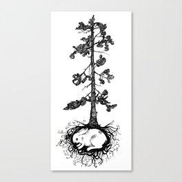 Great Pine Canvas Print