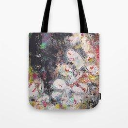 Gelli Print Tote Bag
