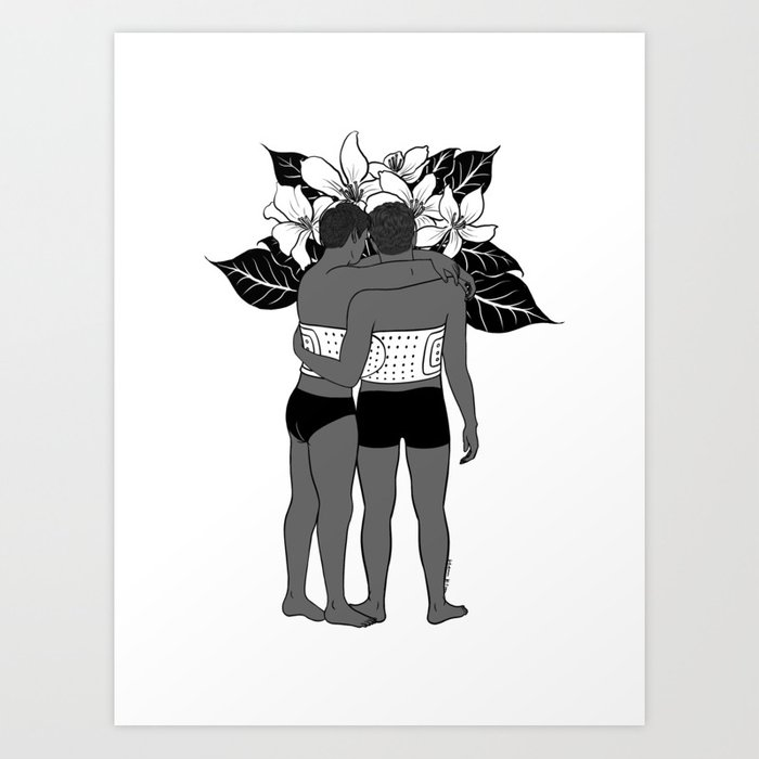 Love is Love Ⅲ Art Print