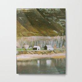 rivervalley Metal Print