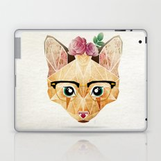 miss cat  Laptop & iPad Skin