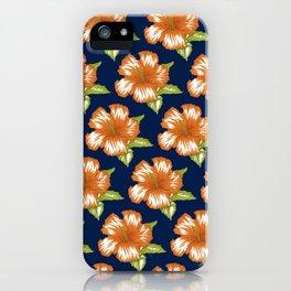 Sawyer Navy iPhone Case