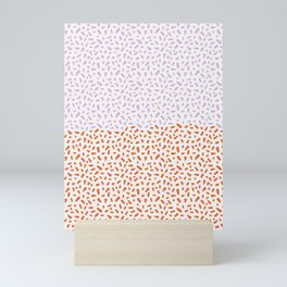 Geometric pattern - Agnes Mini Art Print