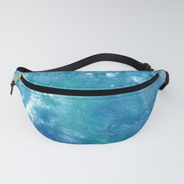 Abstract Art / mystic messenger by Peter Melonas Fanny Pack