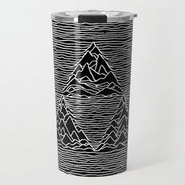 Triforce // Joy Division Travel Mug