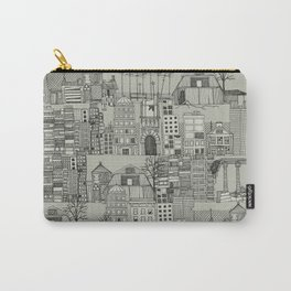 dystopian toile mono Carry-All Pouch