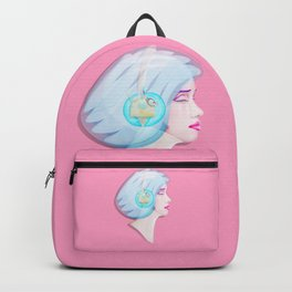 Time Bunny Girl Backpack