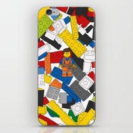 The Lego Movie iPhone Skin