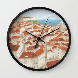 Alfama, Lisbon Wall Clock