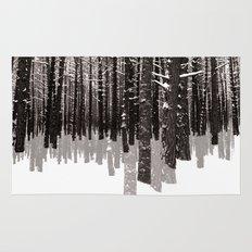 Tree Shadow Rug