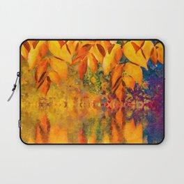 Autumn background Laptop Sleeve