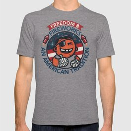 Fun with Fireworks T-shirt