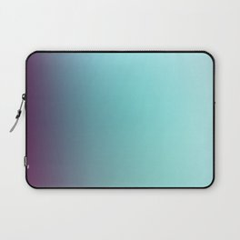AQUA / Plain Soft Mood Color Blends / iPhone Case Laptop Sleeve