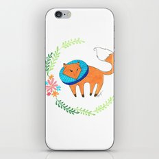 Foxy iPhone & iPod Skin