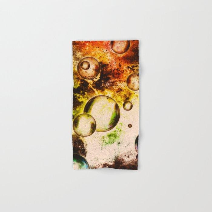 α Lepus III Hand & Bath Towel