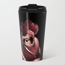 Rose bouton qui s'ouvre colors fashion Jacob's Paris Travel Mug
